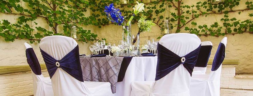 Chair Cover Hire Cumbria & West Northumberland