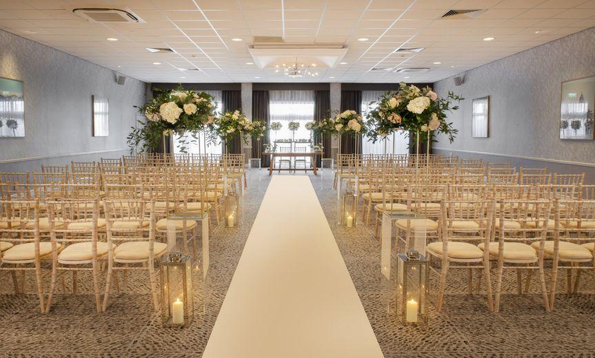 Cross Fell Civil Wedding