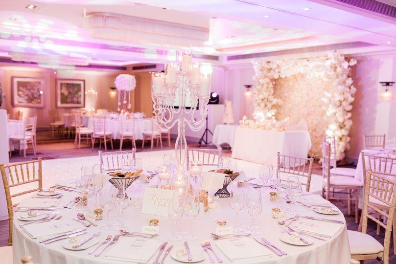 Wedding room Sofitel