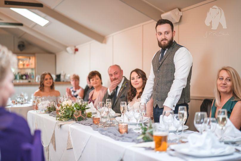 Shotton Grange Wedding