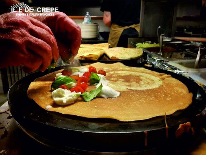 Pancake catering london