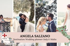 Angela Salzano Destination Wedding Planner - Italy & Malta