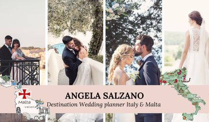 Angela Salzano Destination Wedding Planner - Italy & Malta 1