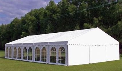 First Class Marquee & Tent Hire 1