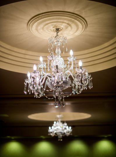 The Ballroom Suite - Waterford Crystal Chandeliers