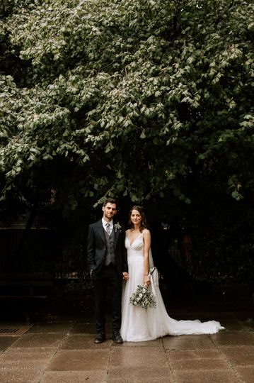 Newlyweds - Emma Kenny Weddings