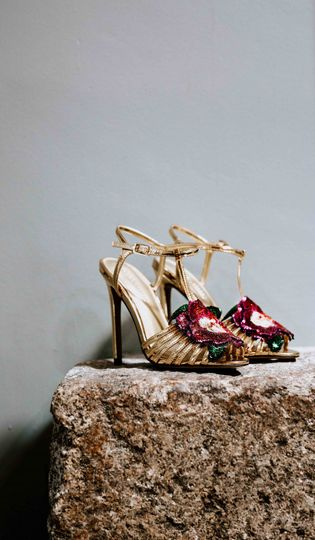 Shoes - Emma Kenny Weddings
