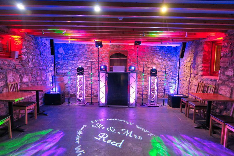 Cornwall Wedding DJ @ Knightor