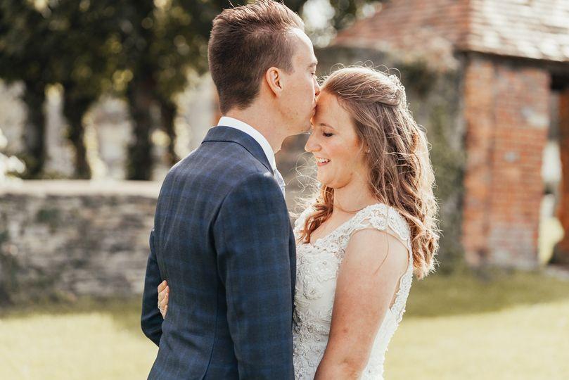 Haddenham wedding