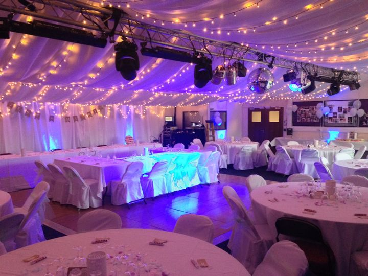 Fairy Lights & Nightclub Rig