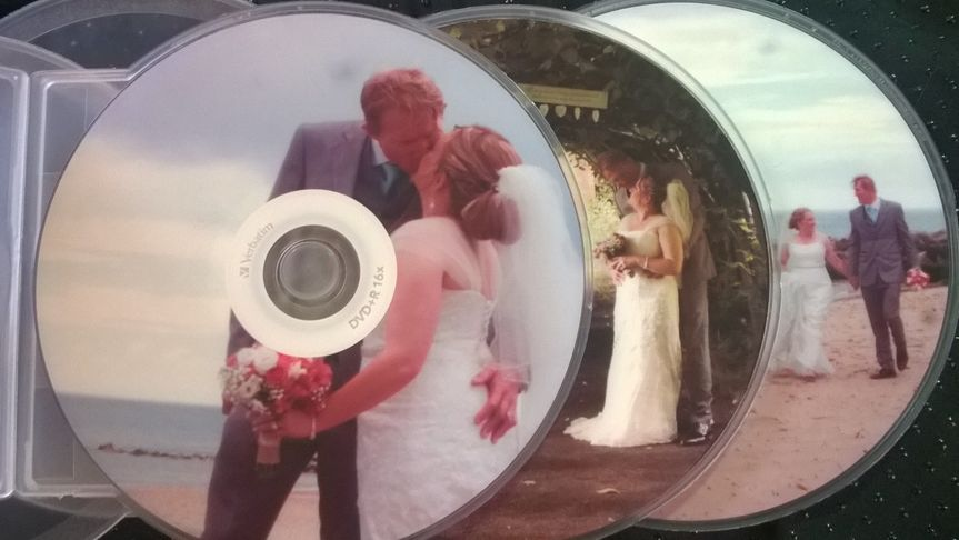 Wedding Dvds