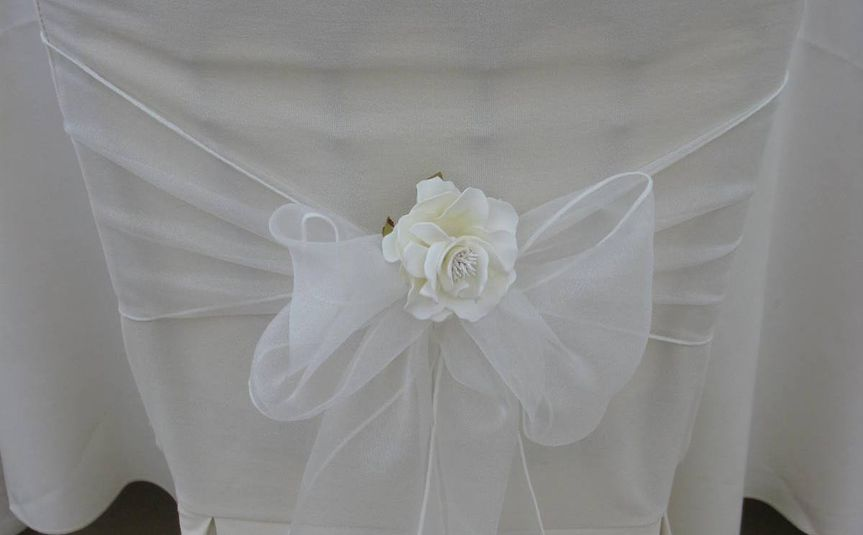 Chair cover hire north east