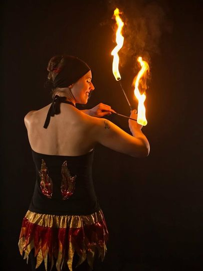 Something Different Kat Collett: Scintillating Circus Entertainment 2