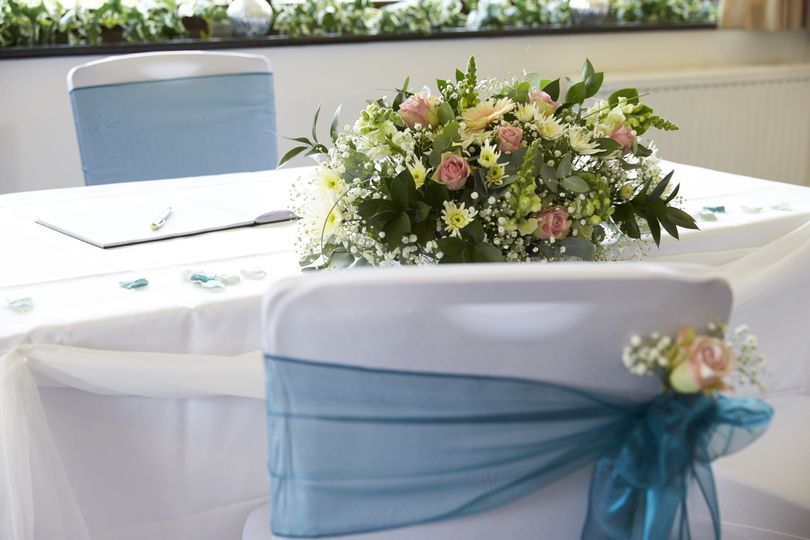 Civil Ceremony at Goring and Streatley Golf Club 16