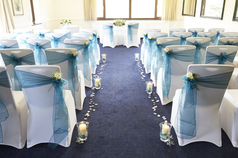 Civil Ceremony, Woodlands SuiteGoring and Streatley Golf Club 22