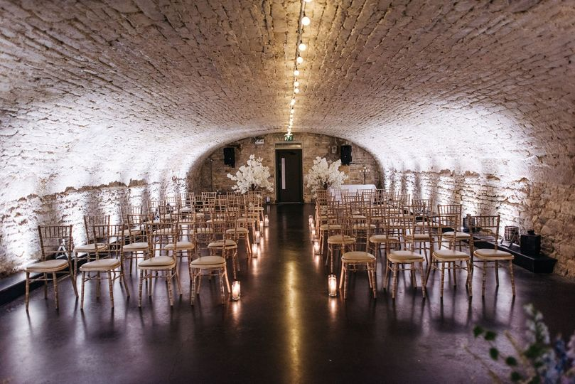 The Vaulted Cellar
