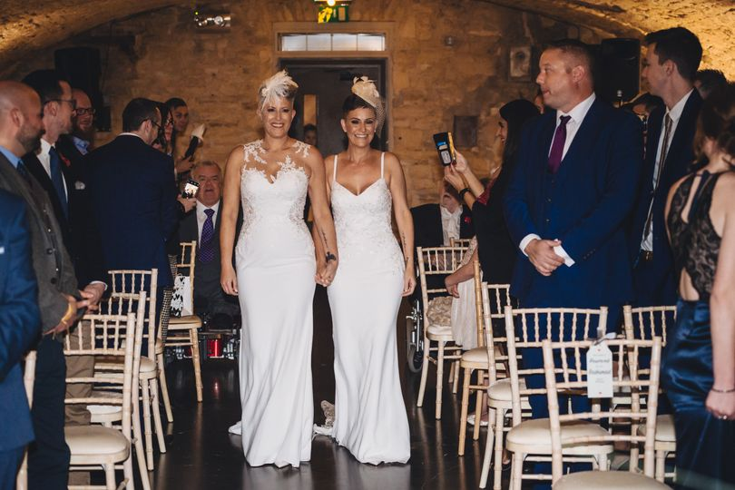 The Vaulted Cellar - ceremony