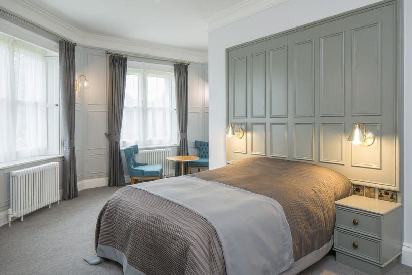 Stunning refurbished suites
