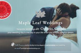 Maple Leaf Weddings, Ontario Inspirations Ltd
