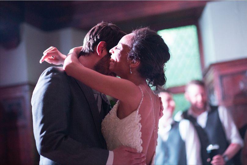 Vikki Asker Wedding Photography - First dance