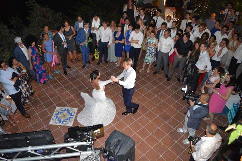 Rob & Maria First Dance!