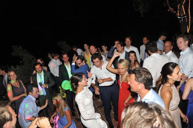 Rob & Maria's Bridal Party Dan