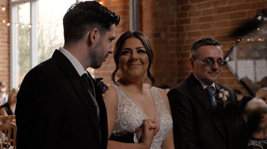 Wedding ceremony - Yellow Glove Productions