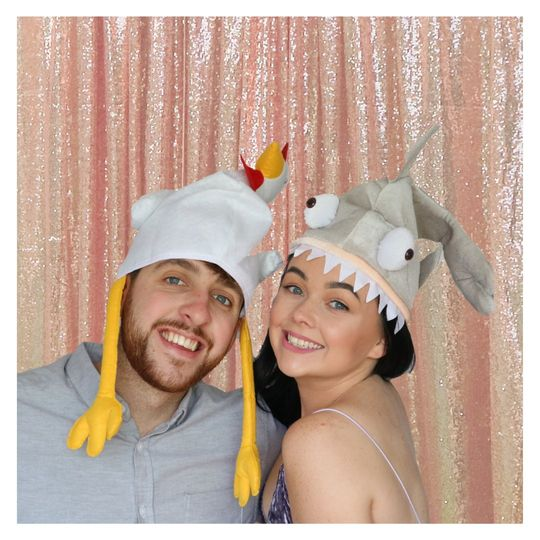 Photo Booths Be Our Guest