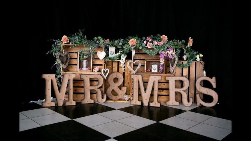 Decorative Hire Briarwood Rustic Wedding Hire 1