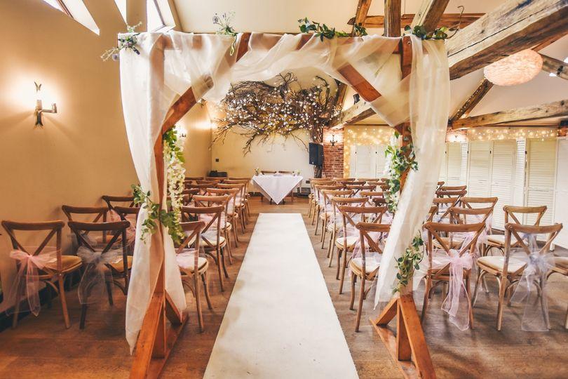 Briarwood Rustic Wedding Hire