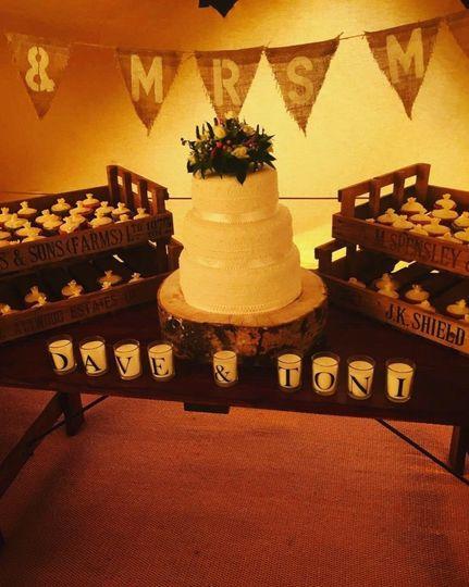 Decorative Hire Briarwood Rustic Wedding Hire 7