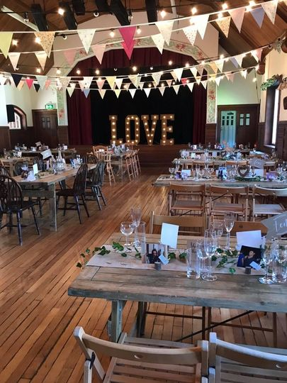Decorative Hire Briarwood Rustic Wedding Hire 19