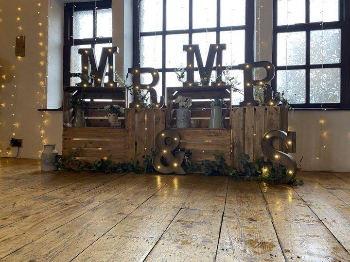 Decorative Hire Briarwood Rustic Wedding Hire 34