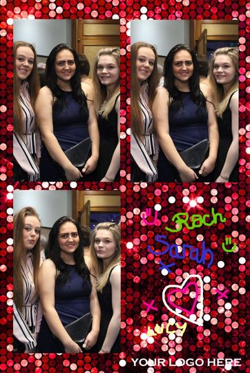 Party photo booth hire multiple