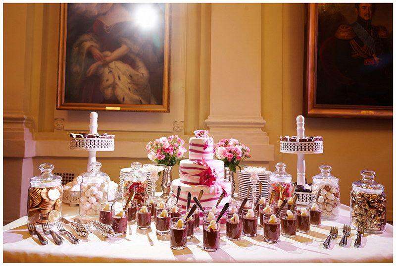 Birthday sweet buffet