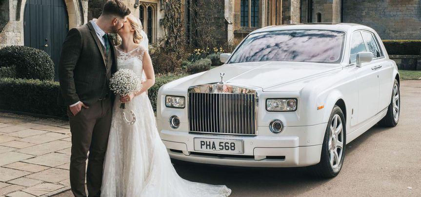 homepage hero 7 rolls royce phantom newlywed couple 4 114000