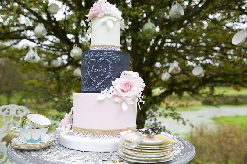 Wedding cake to impress all your guests