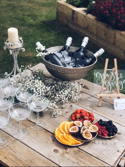 Prosecco Stations