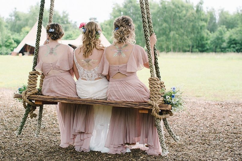 Swinging Maids