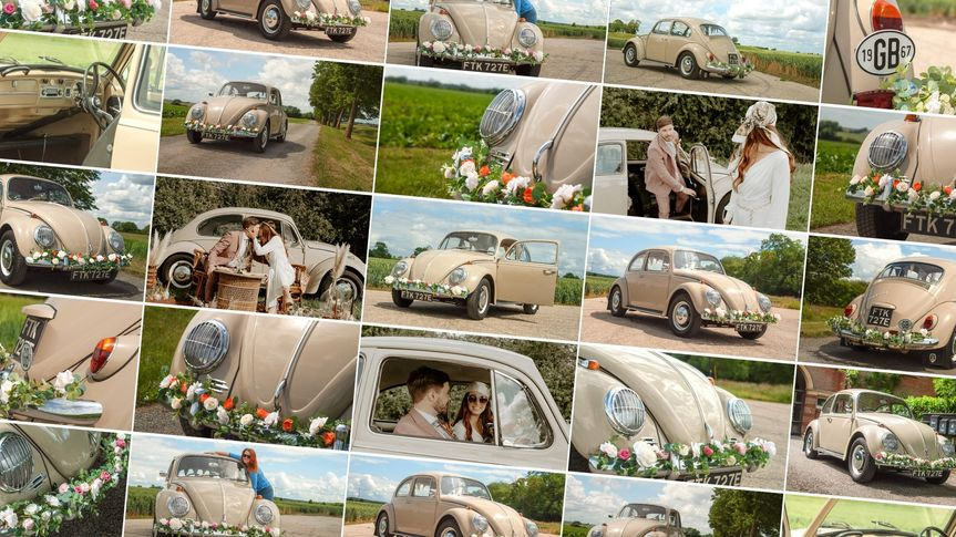 Cars and Travel Honey's Weddings 17