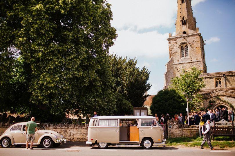 Cecilia - 1970 VW Campervan