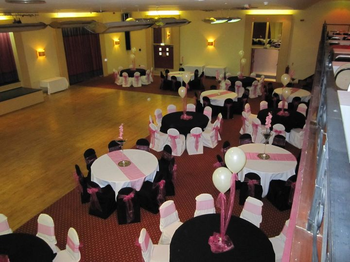 Ballroom Suite