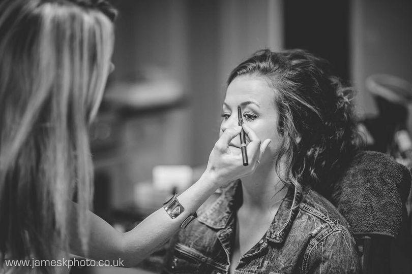 Beauty, Hair & Make Up Georgia Rae Makeup Artistry 1