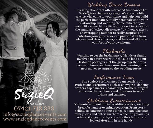 First Dance Choreography SuzieQ Dance Events 20