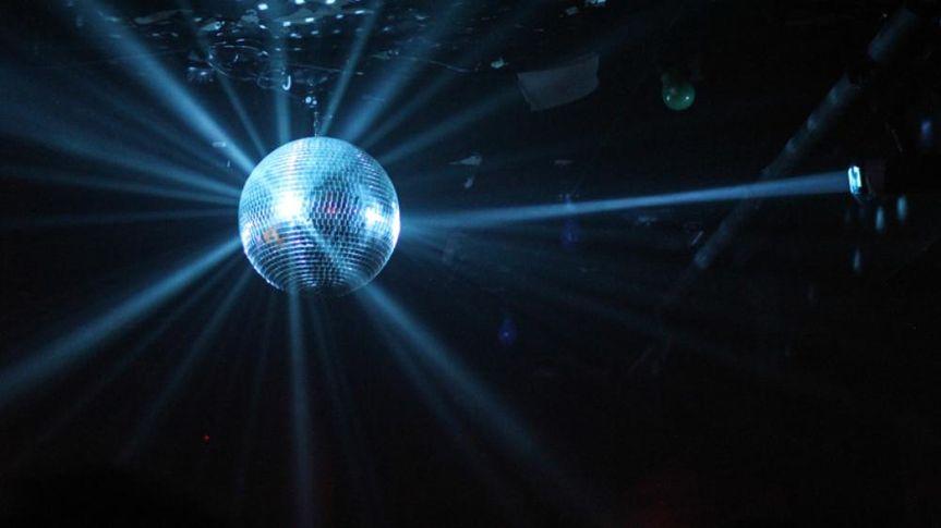 Disco ball november 2016