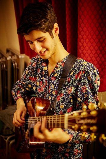 Ben Cipolla - Solo Singer