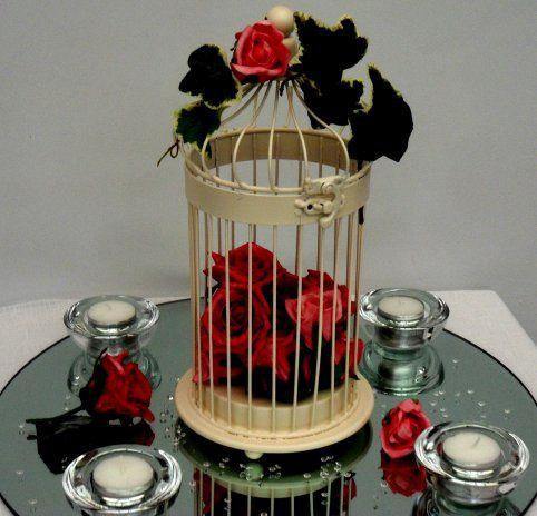 Bird Cage Hire