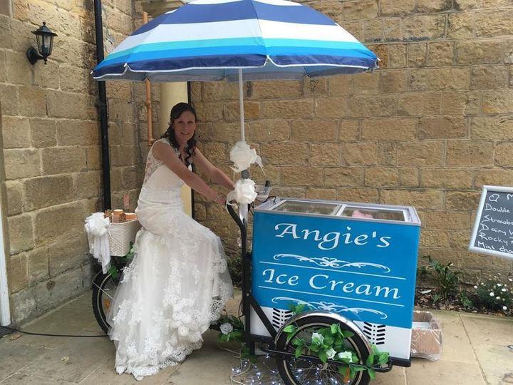 Wedding ice cream hire