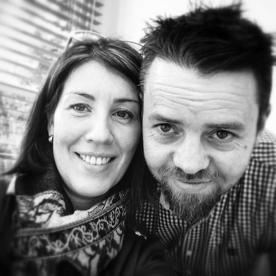 Claire & Pete Ragg