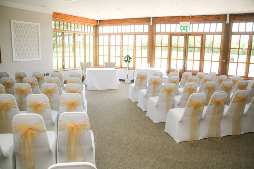 The Orchard Room can seat 85 guests